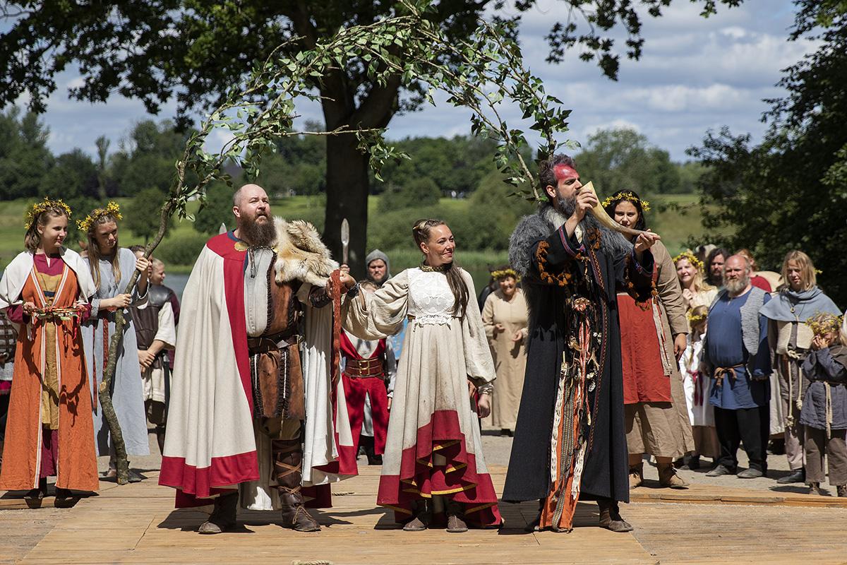 Jels-vikinger søger efter skuespils talenter