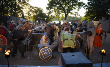 Jels-vikingerne kigger mod nye togter