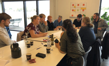 Jels-vikingerne samles for at udvikle vikingespillet
