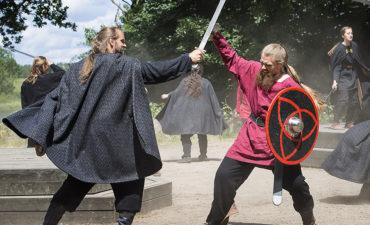 Så er det igen tid til vikingespil i Jels – og du kan være med