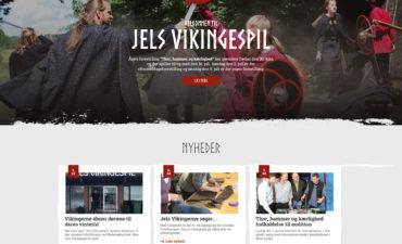 Vikingerne klar med ny hjemmeside