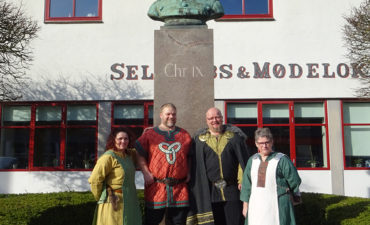 Vikingerne takkede Frøs direktør